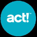 logo act blue